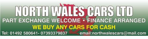North Wales Car Sales - Used cars in Conwy
